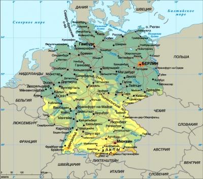 Soleanstour солеанстур солеанс Soleans Soleans-swiss германия берлин карта германии