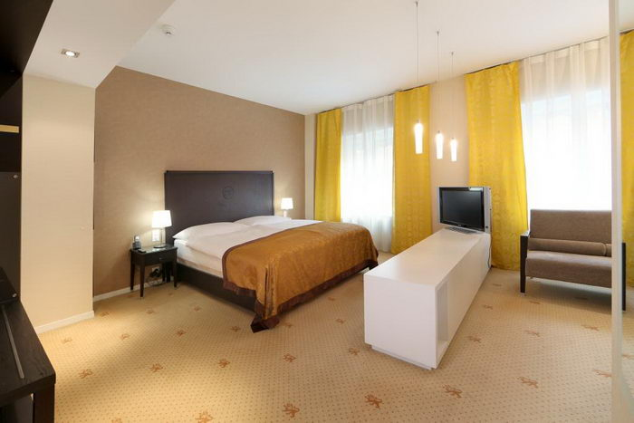 Hotel St. Gotthard 4* (Manz Privacy Hotels)