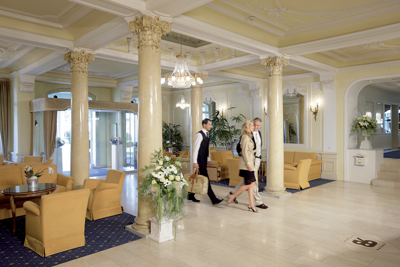 Lindner Grand Hotel Beau Rivage 5*