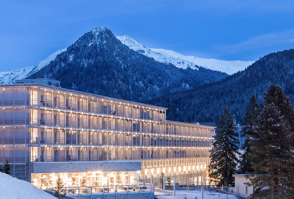 Ameron Swiss Mountain Davos 4*S NEW