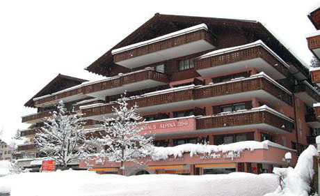 Hotel Alpina Klosters 4*