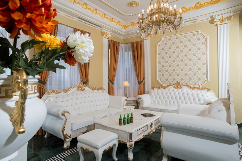 Royal Apartments Aphrodite Palace 5*