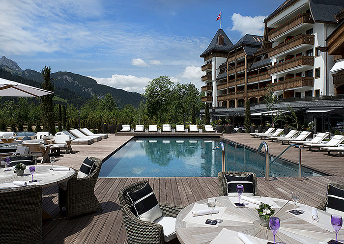 The Alpina Gstaad 5*