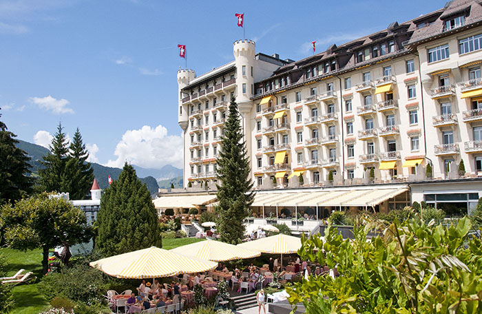 Hotel Gstaad Palace 5*
