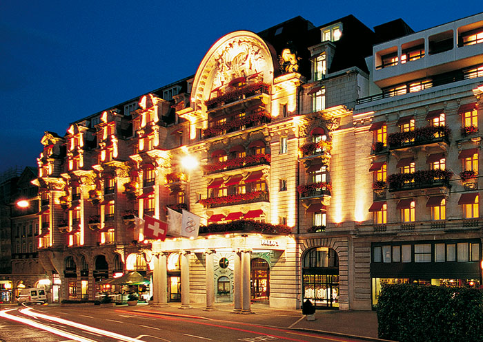 Hotel Lausanne Palace & SPA 5*