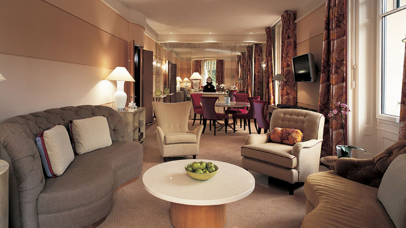 HOTEL LE RICHEMOND 5*