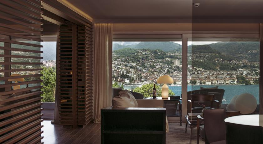Hotel The View Lugano 5*