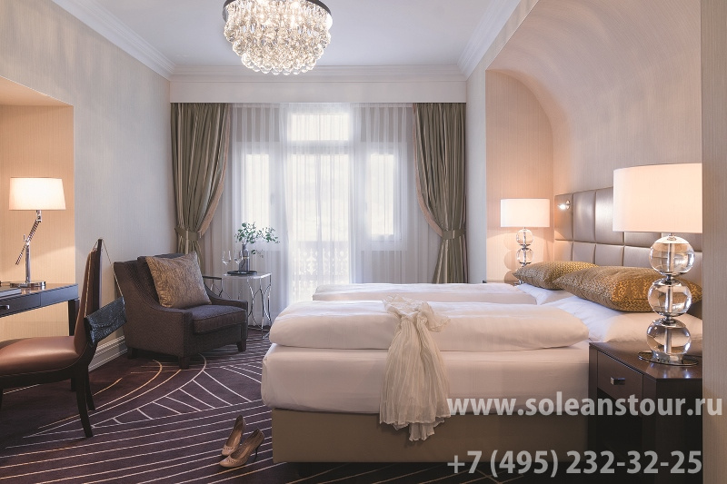WALDHAUS FLIMS Mountain Resort & Spa 5*