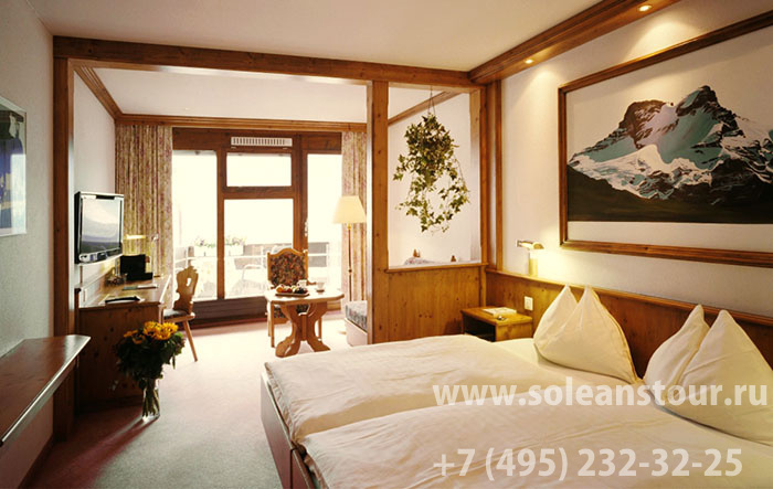 Eiger Selfness Hotel 4 *