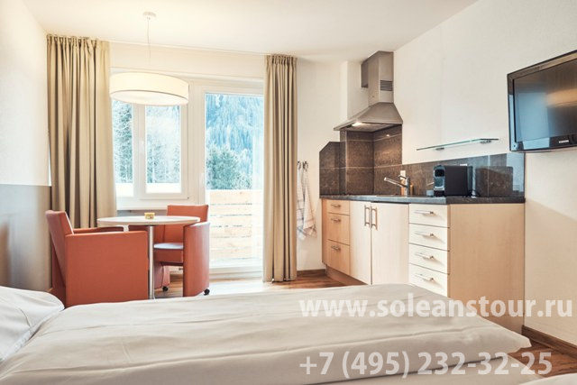 Serviced Apartments by Solaria 3*