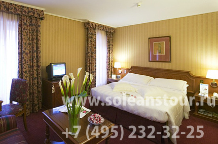 Hotel Lugano Dante Center Swiss Quality 4*