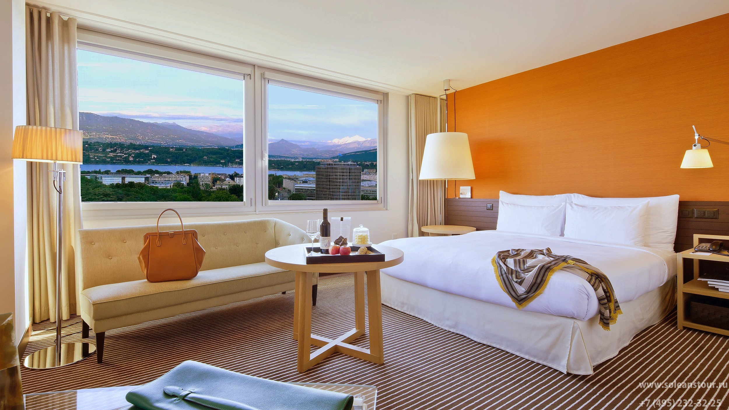 HOTEL INTERCONTINENTAL GENEVA 5*