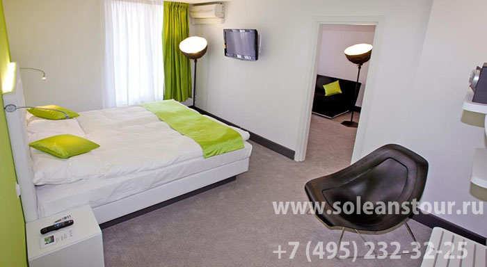 Hotel City Inn 3* (Manz Privacy Hotels)
