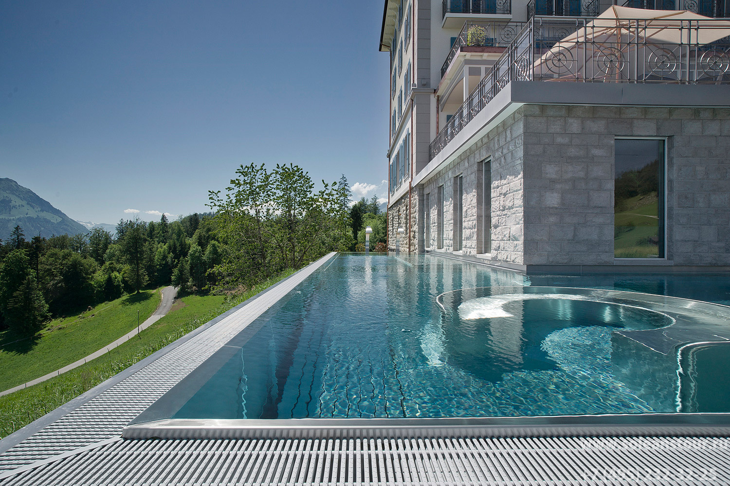 Villa Honegg 5*